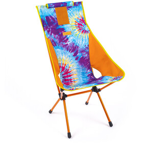 Helinox Sunset Chair, tie dye/orange